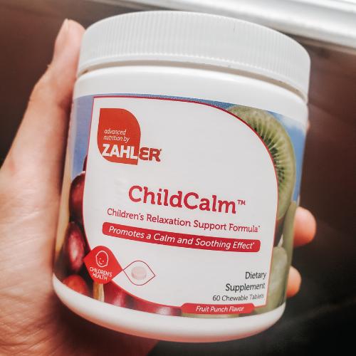 image of ChildCalm magnesium supplement