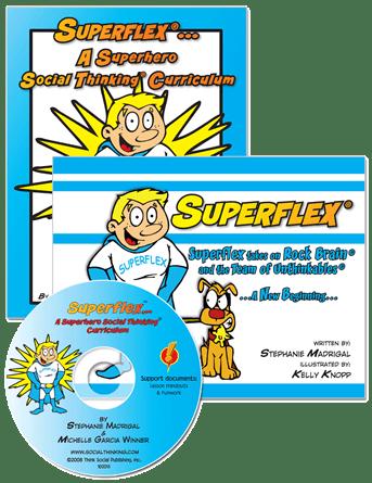 Superflex Program for teaching Social Thinking Skills