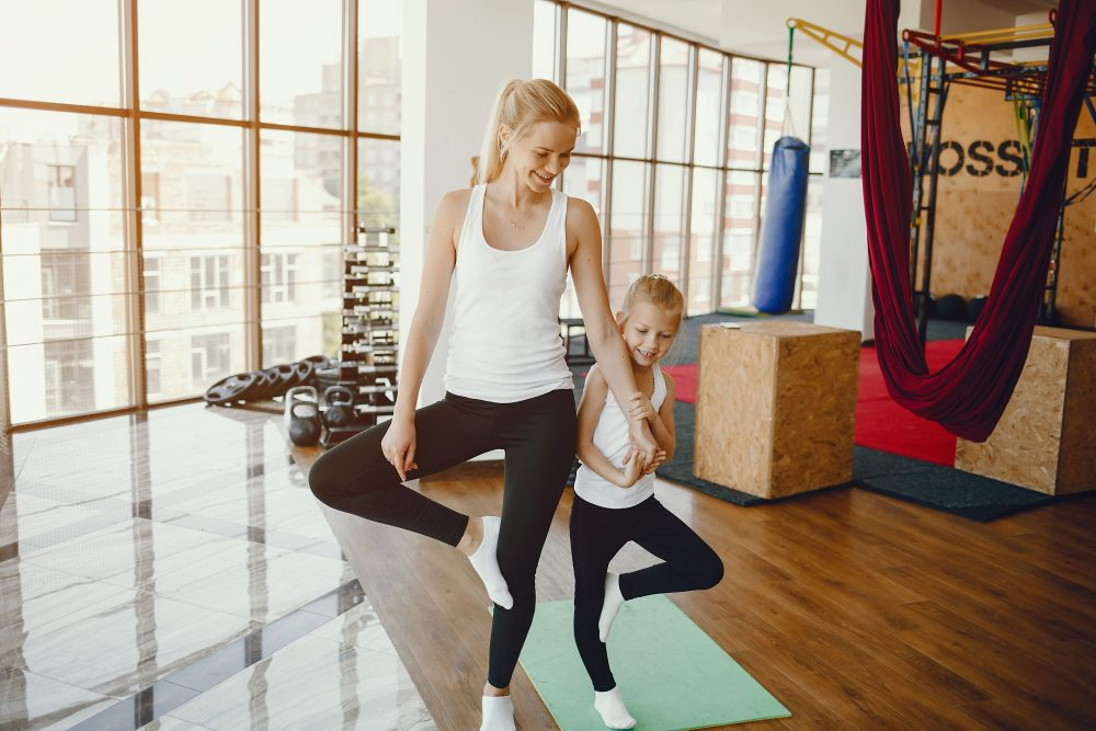 Exercise for Kids – Indoor Animal Themed Gross Motor Game
