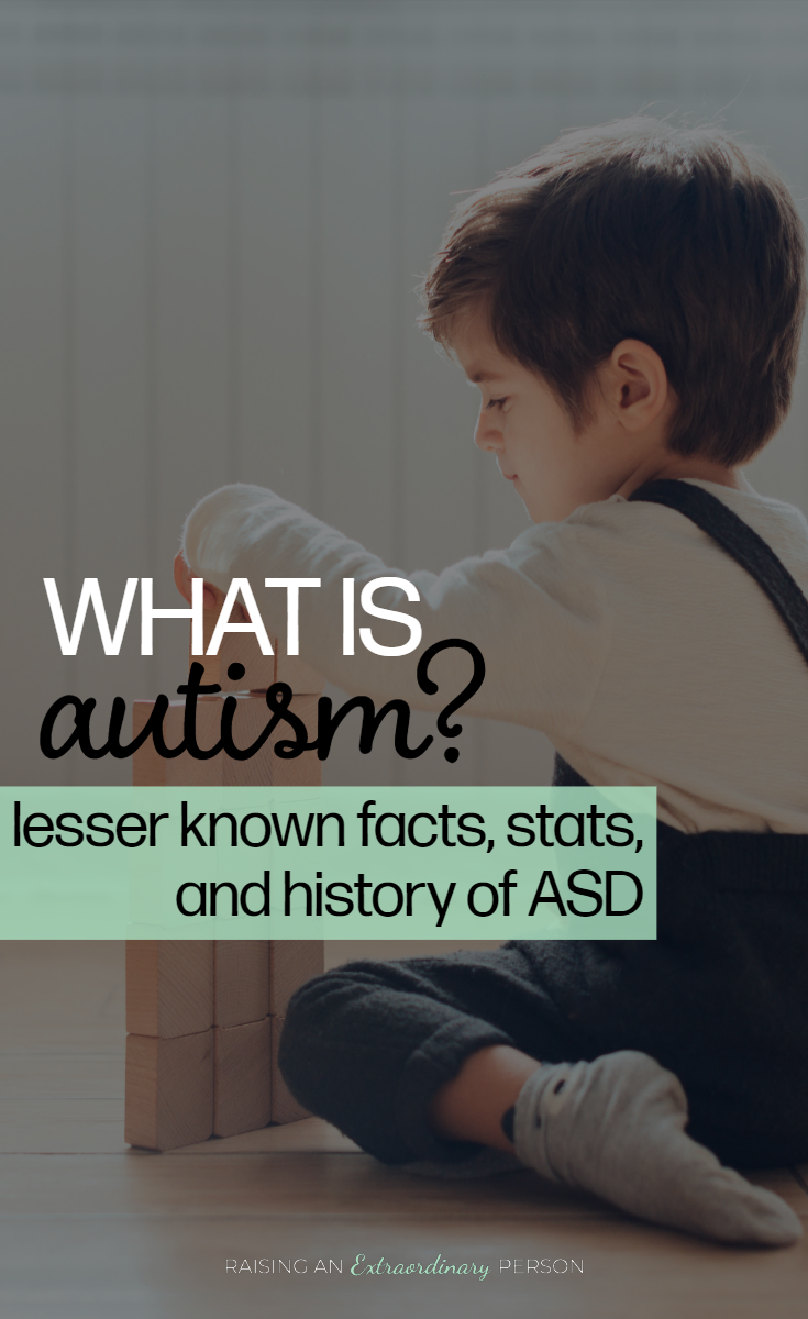 What is autism? the facts, stats, and history of autism spectrum disorder.