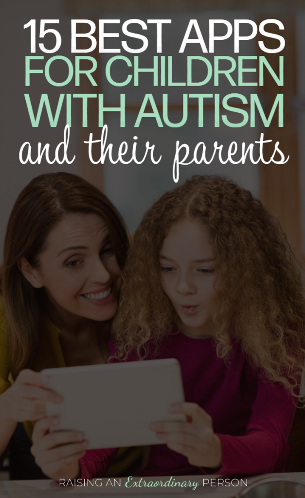 The Best Autism Apps for Children and Their Parents // #AppsForKids #LearningApps #LearningActivities #ChildhoodDevelopment #ADHDKids #Autism #HighFunctioningAutism #ToddlerDevelopment