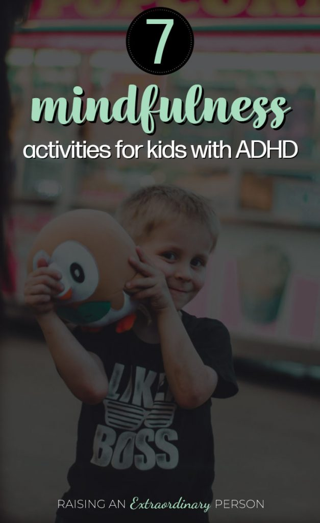mindfulness for ADHD
