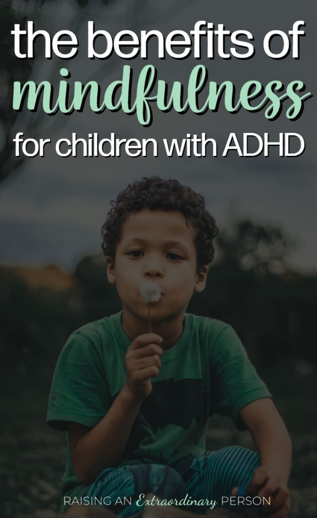 Benefits of Mindfulness for ADHD