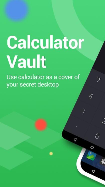 Secret Calculator Vault App - Online Safety for Kids