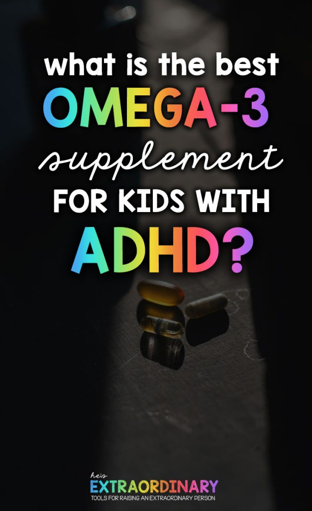 What's inside this article: An explanation of how ADHD medications work to increase the level of dopamine in the brain, and how omega-3 is required for our body's to create dopamine. Plus a look at which omega-3 supplements are the best for ADHD.