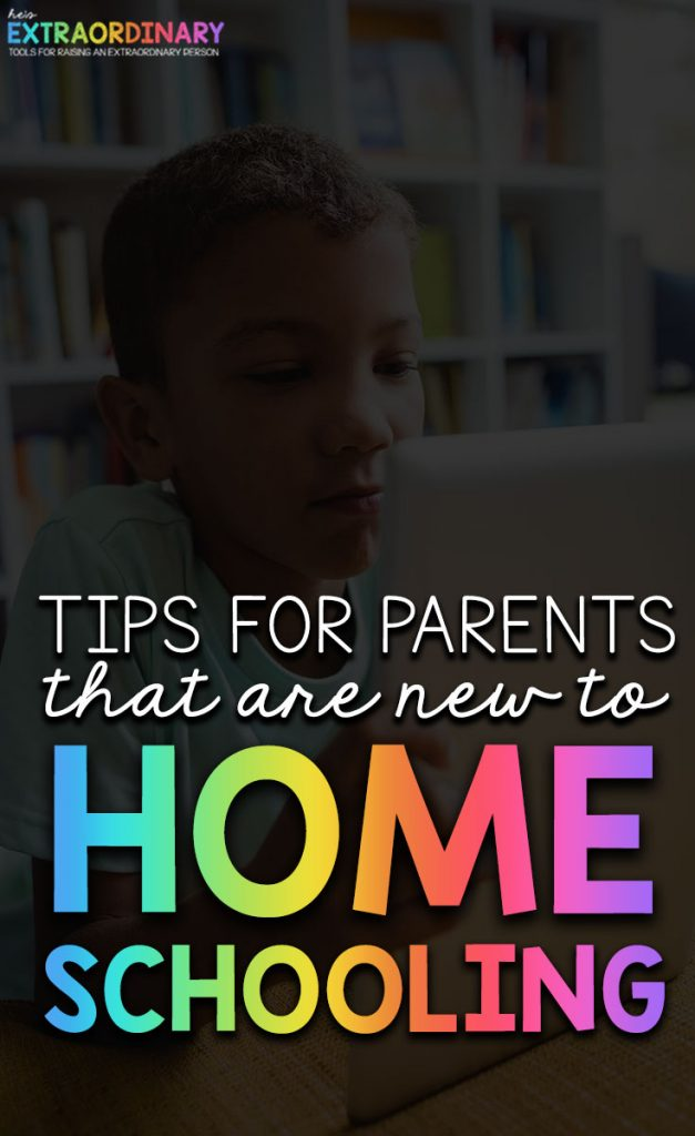 You're new to this home schooling thing and don't know where to start? #DistanceEd #DistanceEducation #Homeschool #HomeSchoolIdeas #LearningAtHome #Parenting