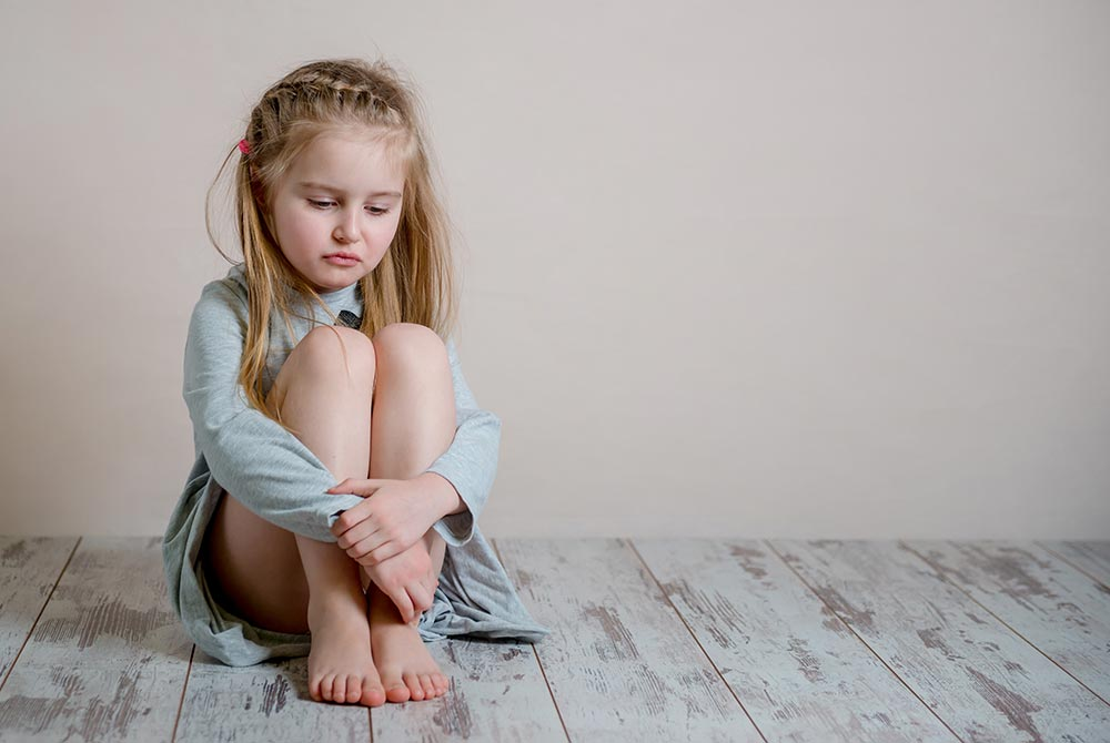Negative Thinking Patterns That are Giving Your Child Anxiety