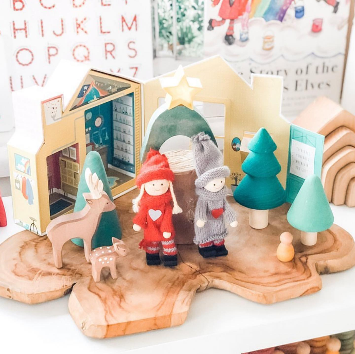 This Christmas, Build Empathy & Gratitude with Kindness Elves