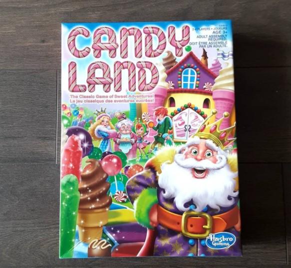 candy land hasbro gaming